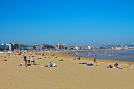 Weymouth Beach Dorset