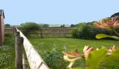 The Merlin Rural Retreat in Sturminster Newton Garden