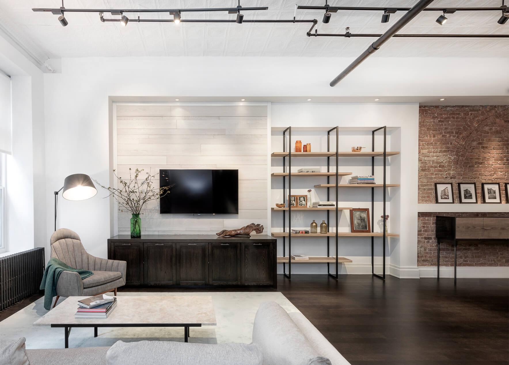Soho Loft  DHD Architecture  Interior Design