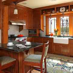 Arts And Crafts Kitchen Lighting Pictures Of Furniture Montrose Place Bungalow Remodel David Heide Design Studio