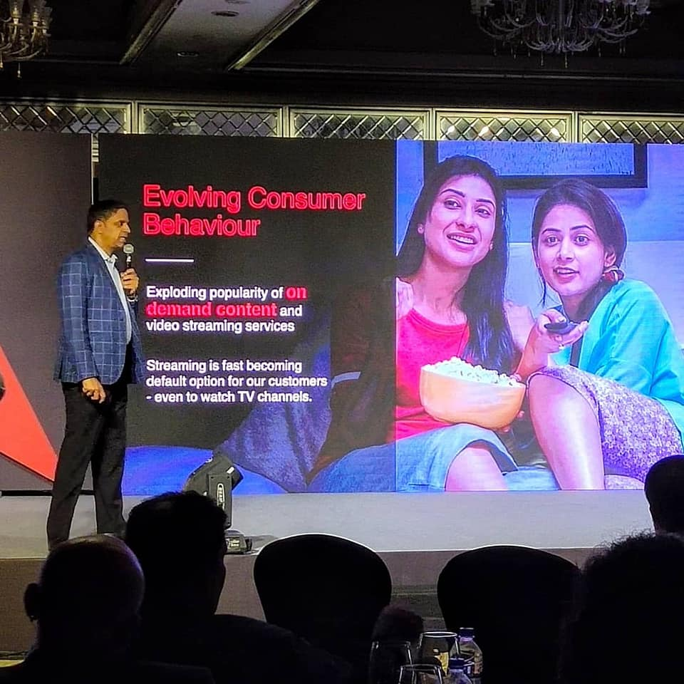 ACT Fibernet launches ACT Stream TV 4K device - Dhempe Travel Blog