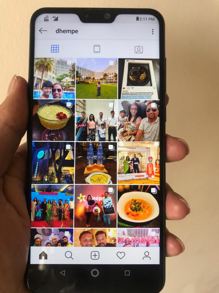 Hands on review: Asus Zenfone Max Pro M2 - Dhempe Travel Blog