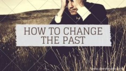 how-to-change-the-past