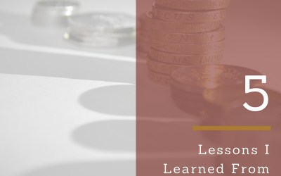 Five Lessons I Learned From Paying My Debts 