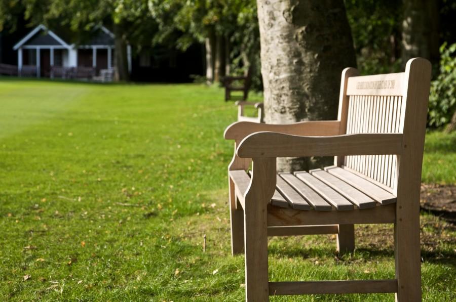 Garten und Park in Gordonstoun School