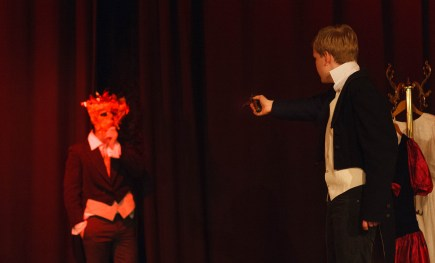 Phantom der Oper - Theater AG Gymnasium am Wall Verden