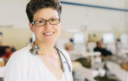Dr. med. Ulrike Heuer - Ärztliche Leiterin via medis Nierenzentrum Gifhorn