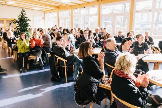 Eröffnungsfeier Mensa Gymnasium am Wall Verden