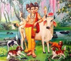 Lord Dattatreya - Dhevee org