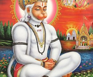 Hanuman Mantra For Karya Siddhi