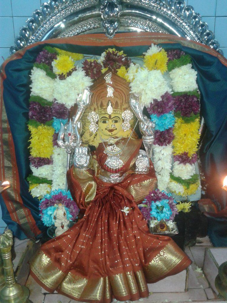 Draupadi Ashtottara Shatanamavali (108 Names Of Draupadi) - Dhevee org