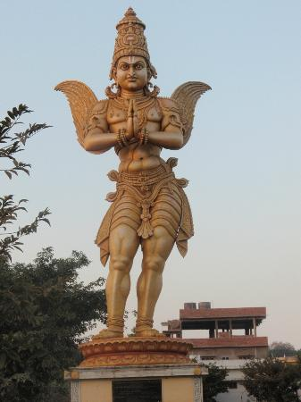 Lord Garuda's blessing can be got by chanting Garuda Gayatri Mantra