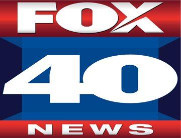 Fox 40 News Logo - DLG