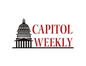 Capitol Weekly Logo - DLG