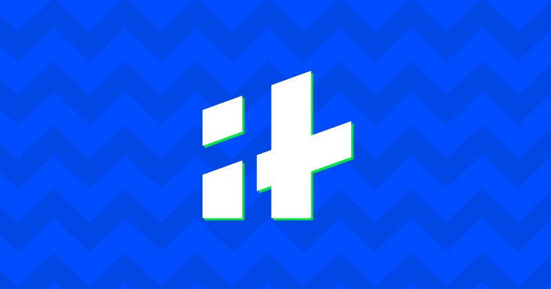 """Typography of the word """"it"""" with blue background - Dhillon Law Group"""