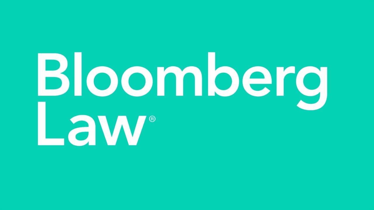 Bloomberg Law Facebook Privacy