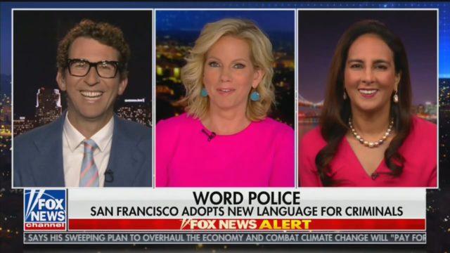 San Francisco Adopting New Language for Criminals