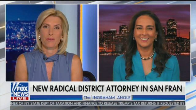 New Radical District Attorney in San Francisco