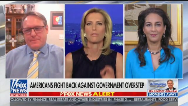 Dhillon on Americans Fight Against Government Overstep
