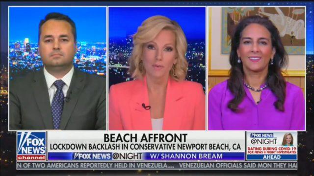Dhillon on Lockdown Backlash in Conservative Newport Beach, CA