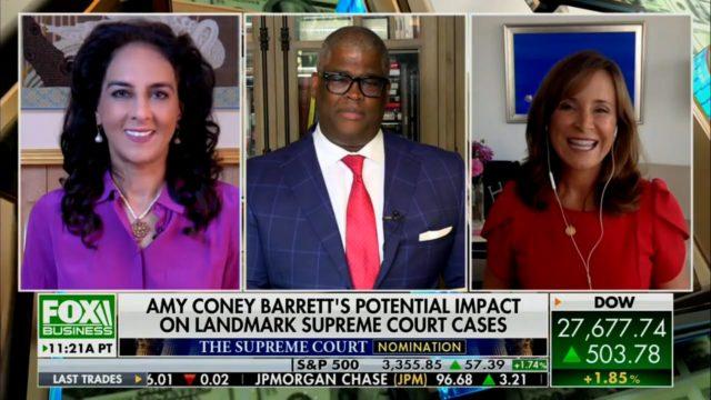 Dhillon on Media Attacks on Amy Coney Barrett