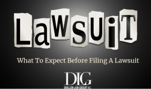 filing a lawsuit in california - steps - timeline
