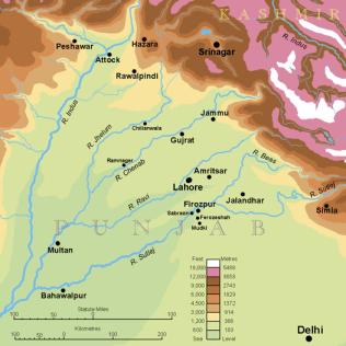 5 Rivers