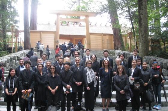 Pilgrimage to Ise Shrine