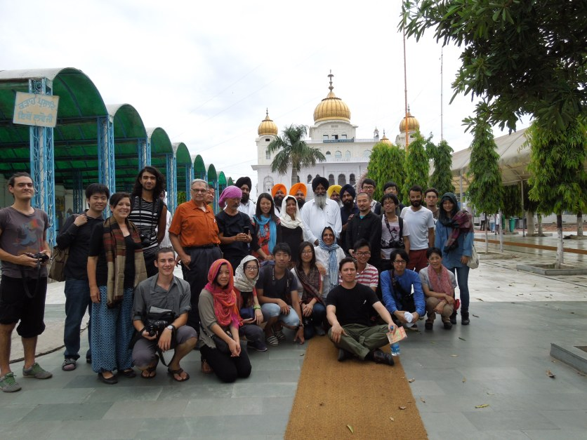 Community Week 2014: Fatehgarh Sahib Gurdwara