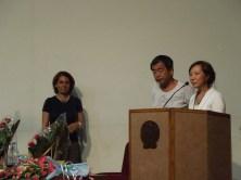 Sonia Dhillon-Marty, Prof. Kengo Kuma, Prof. Dr. Yuko Hayashi