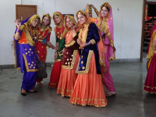 Community Week 2014: Punjabi Cultural Program