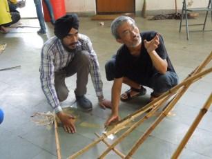 Jun Sato pavilion workshop2