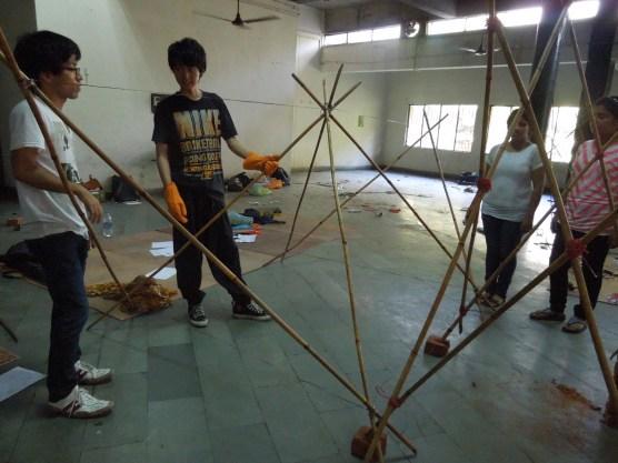 Jun Sato pavilion workshop9
