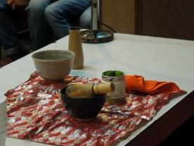 Tea demonstration 2