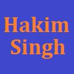Sepoy Hakim Singh