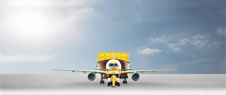 全球物流   國際貨運   DHL   Hong Kong 香港