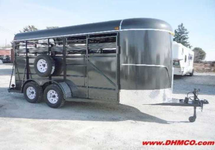 Stock Trailers For Sale