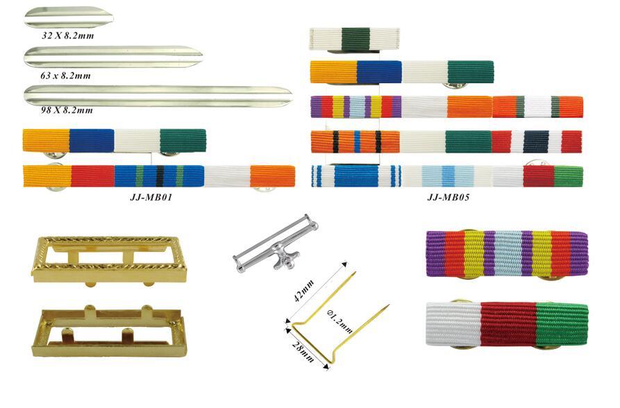 custom army ribbon rack builder with