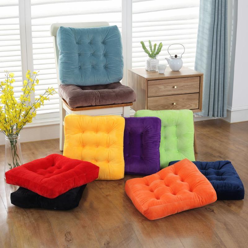 acheter carre epais canape de conduite coussin dassise coussin chaise de bureau coton tapis de fesses coussin de chaise arriere de coussins de siege