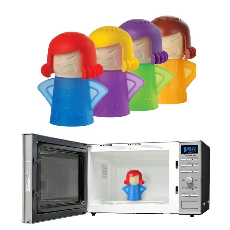 new 2019 angry mama microwave cleaner