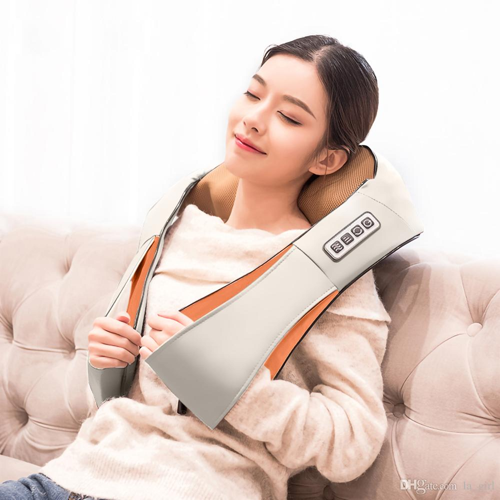 Image result for Massagers for Neck and Back with Heat