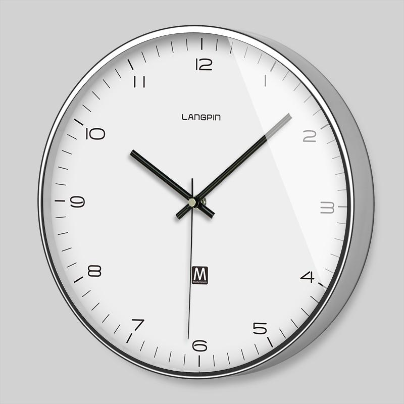 Nordic Simple Wall Clock Quartz Creative Minimalist Wall Clock Modern Design Living Room Wandklok Home Decoration Yy60wc Unusual Wall Clocks Unusual Wall Clocks For Sale From Hibooth 48 65 Dhgate Com