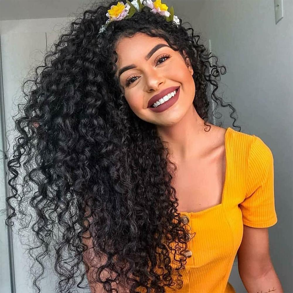 Glueless Lace Front Virgin Human Hair Wigs 13 6 Frontal Lace Wigs