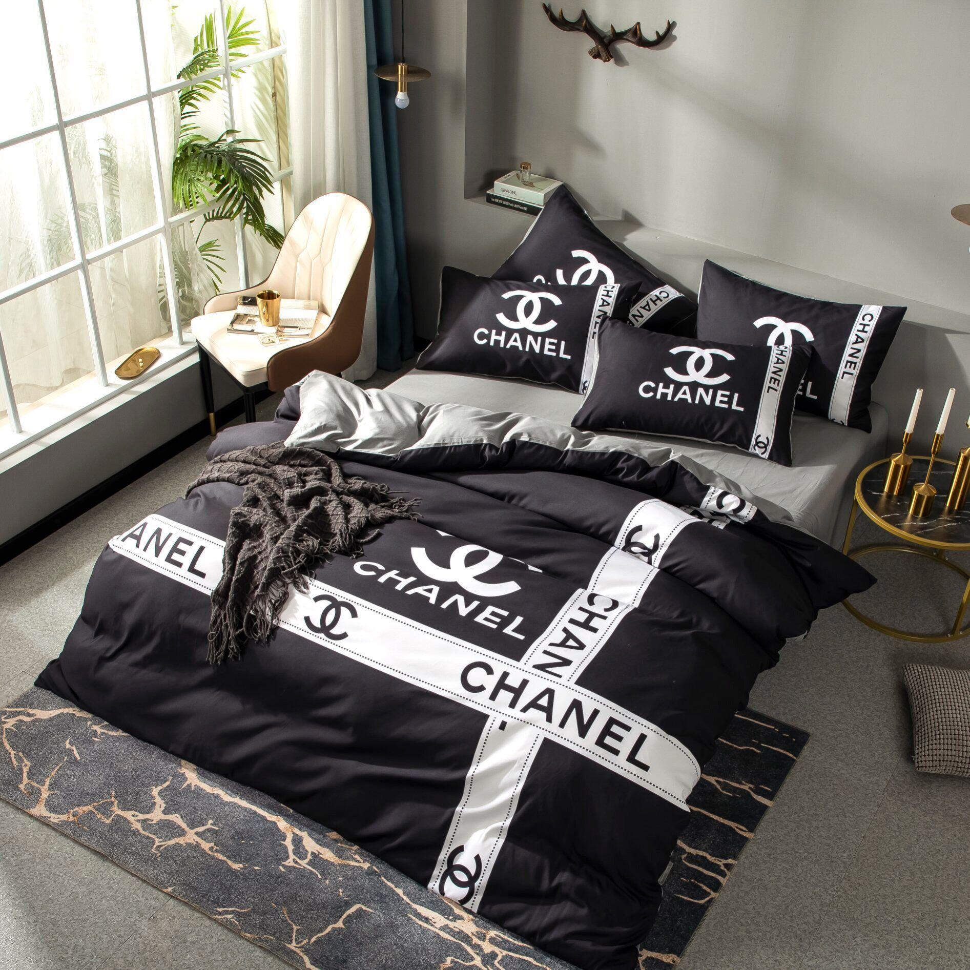c c luxury bedding sets black designer
