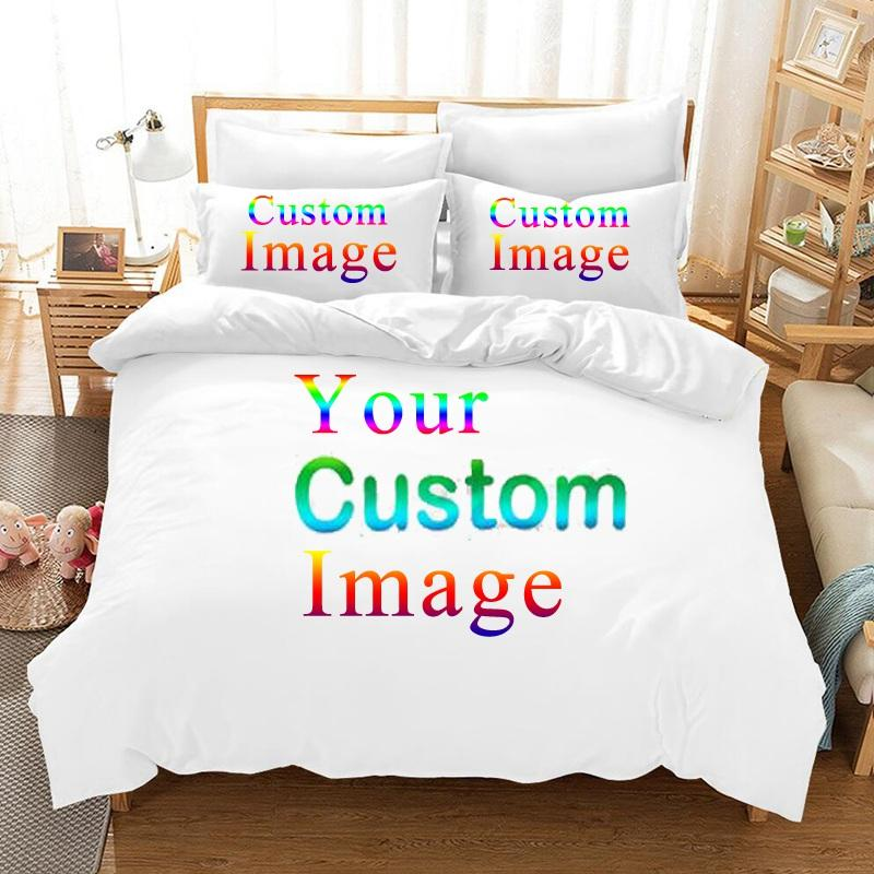 custom bedding set romantic couple