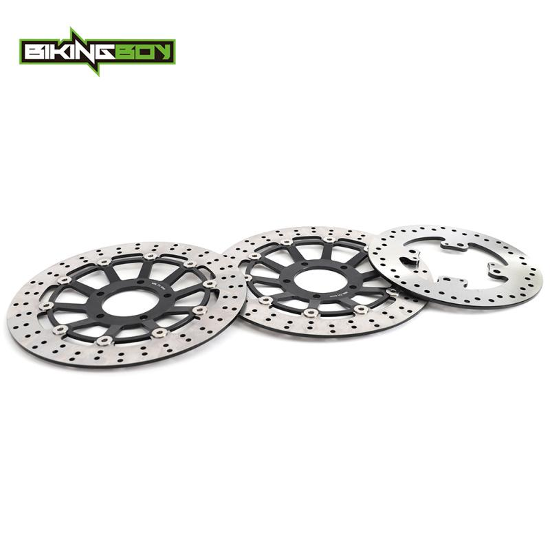 2020 BIKINGBOY Front Rear Brake Discs Rotors Disks For