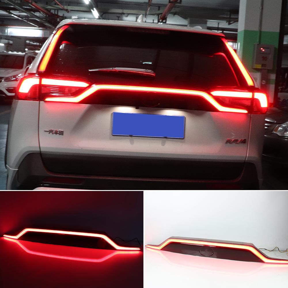 2021 rear bumper trunk tail light for