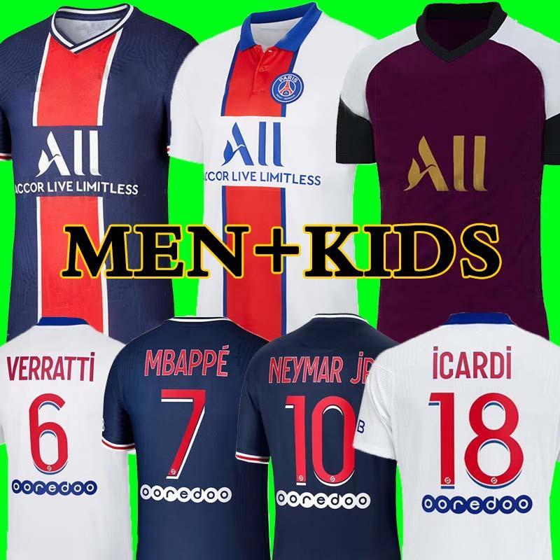 grosshandel air jordan psg 19 20 21 soccer jersey fussball trikots 2019 2020 paris saint germain trikot neymar jr mbappe trikot survetement fussball kit