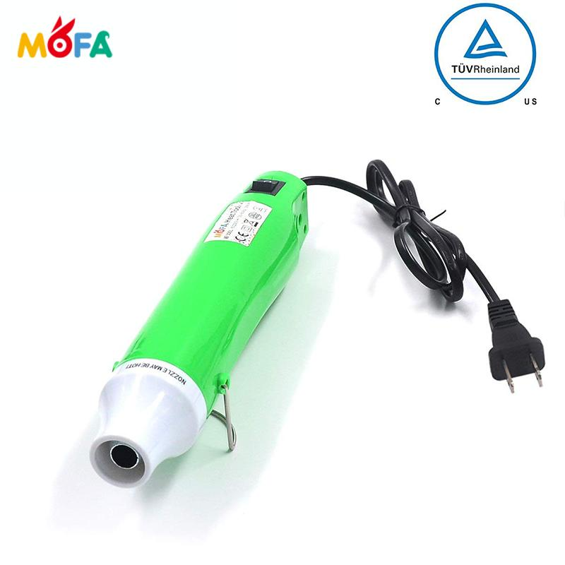 2020 Mini Handheld Hot Air Gun 300w Green Portable Heat Gun For Diy Craft Embossing Heat Gu From Mofa88 13 97 Dhgate Com