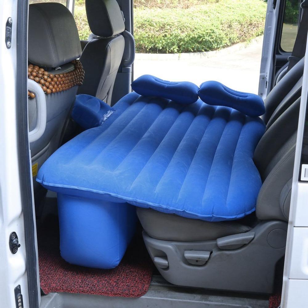 acheter universal car air matelas de voiture siege arriere couverture voyage lit gonflable matelas air lit gonflable voiture lit pour repos pour